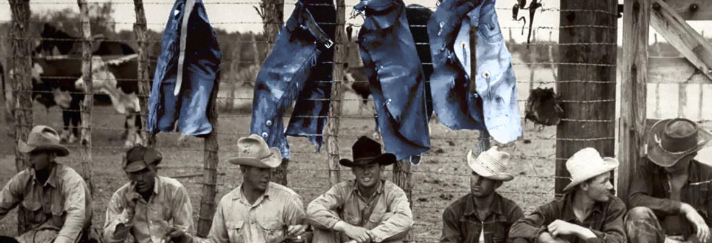 история джинс