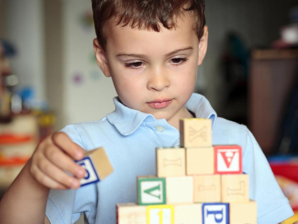 Поведение детей при аутизме