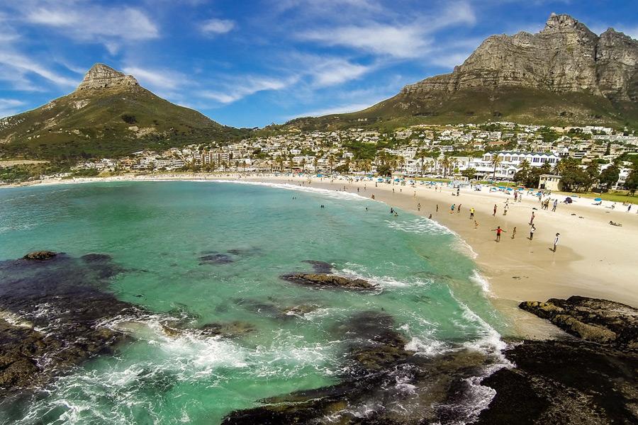 пляж ЮАР