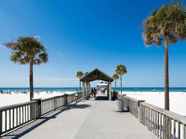 Пляж Флорида