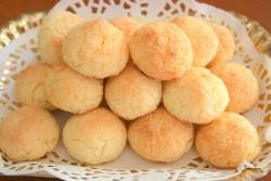 кокосовое печенье без яиц