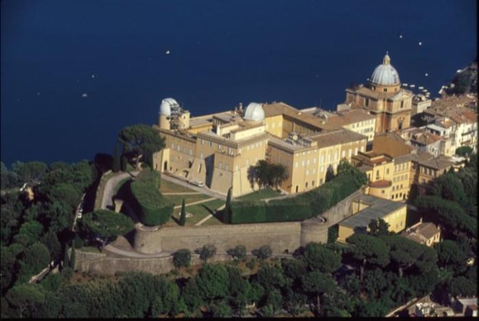 Резиденция Папы Римского