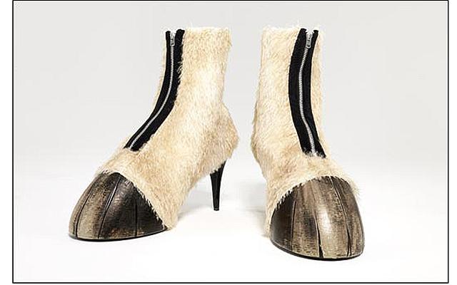 обувь копыта