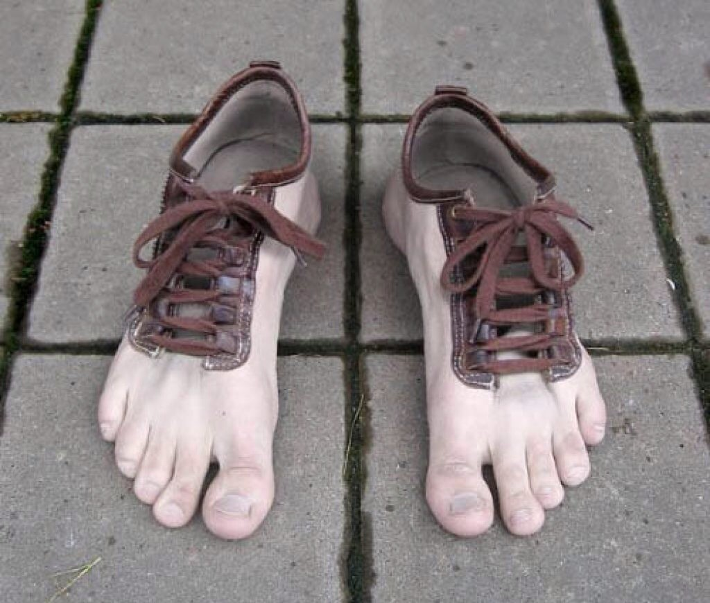 туфли-ноги