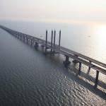 Самые длинные мосты  через водные пространства