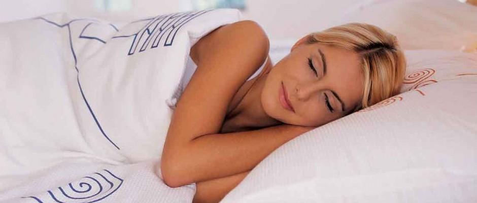 оптимальные позы во время сна