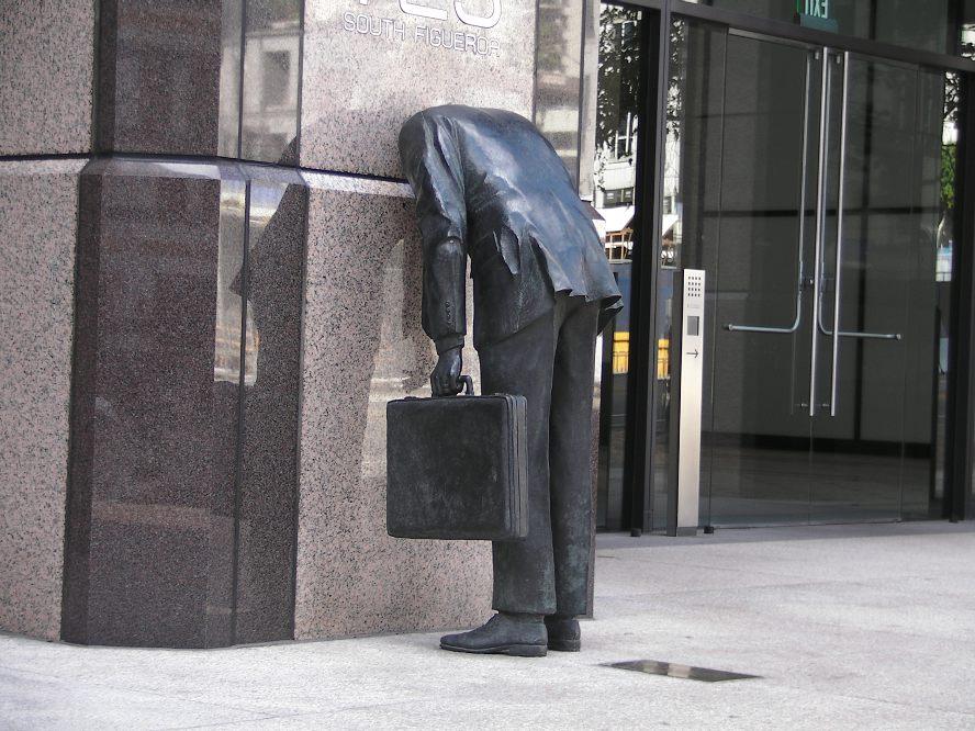 памятник трудоголику в сша