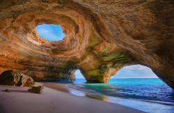 пещера Бенагил Португалия