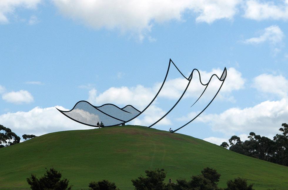 скульптура-салфетка