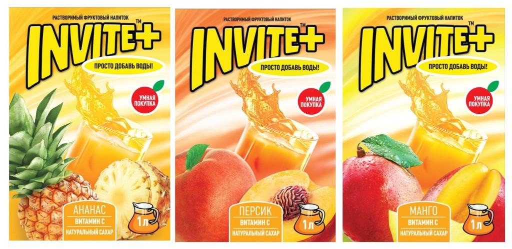 напиток Invite