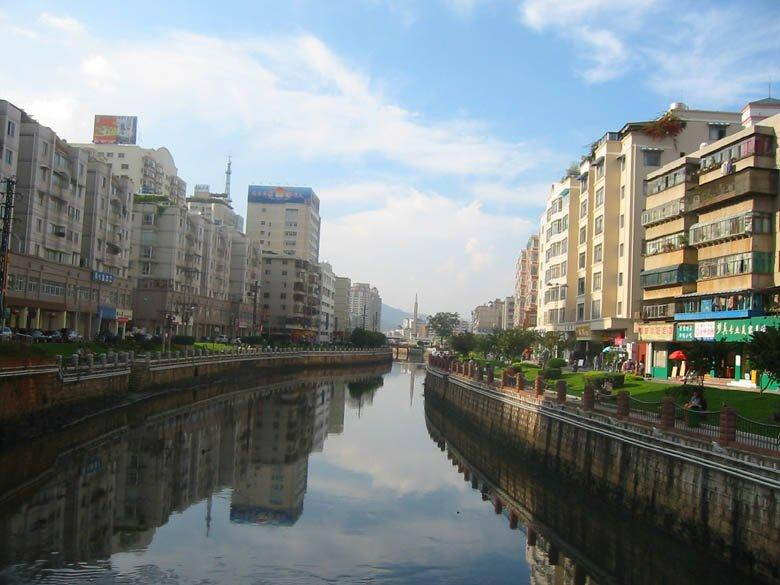 Kunming-canal China