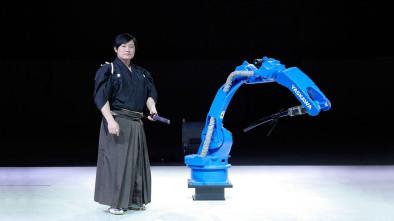 Робот самурай Yaskawa