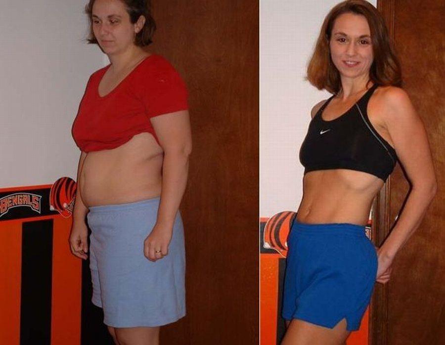 Как сохранить вес когда похудела