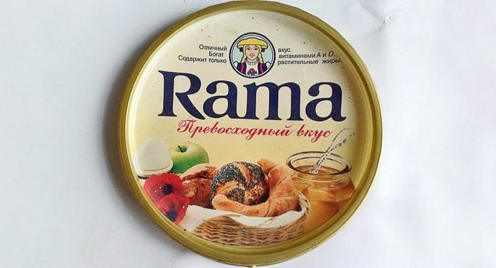 маргарин Rama