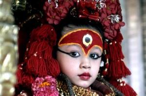 Kumari_Nepal