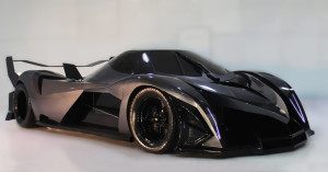 автомобиль Devel Sixteen