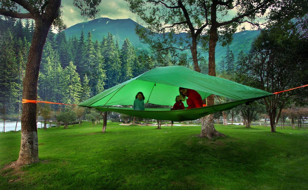 палатка для похода