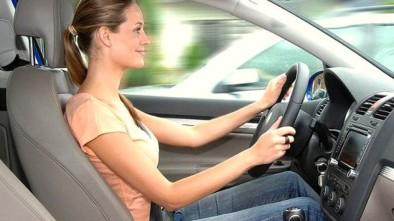 правильно сидеть за рулем