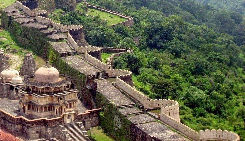 Индийская стена 2