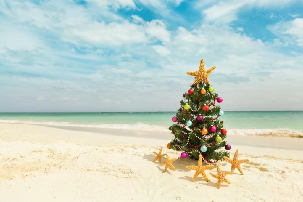 Где недорого встретить новый год на море