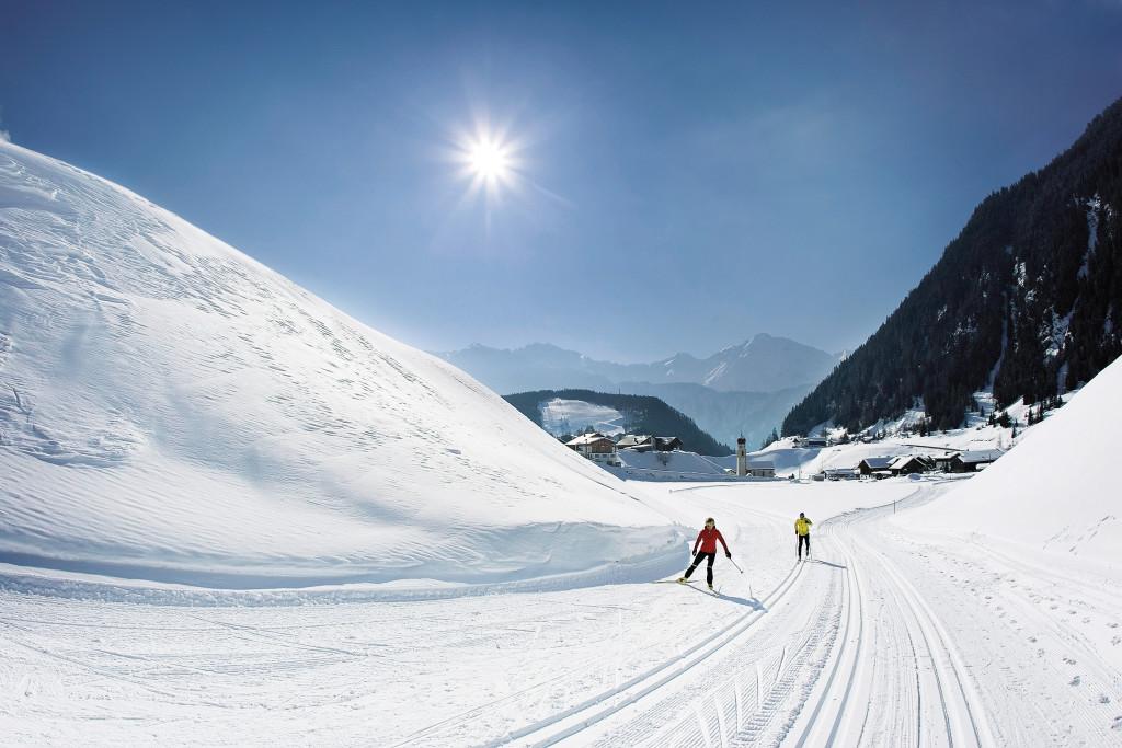 горнолыжная австрия