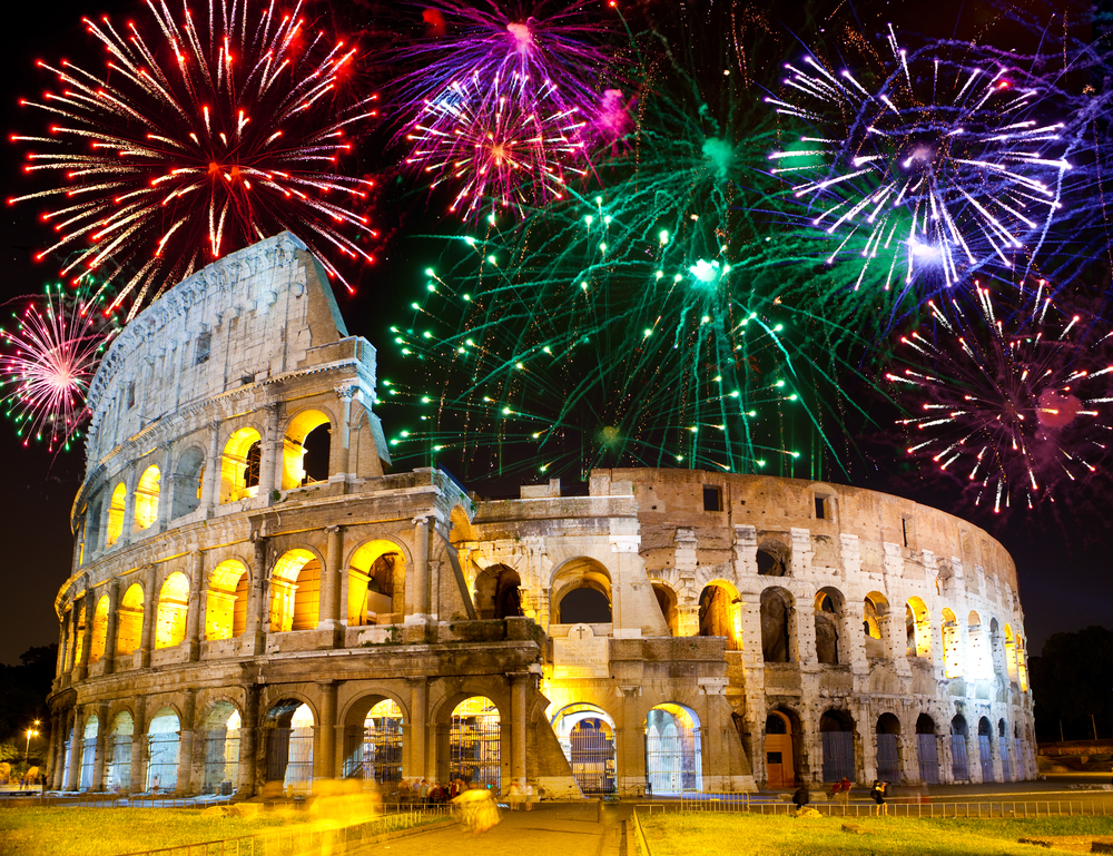 italiya New year