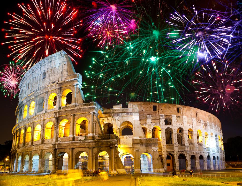 italiya New year