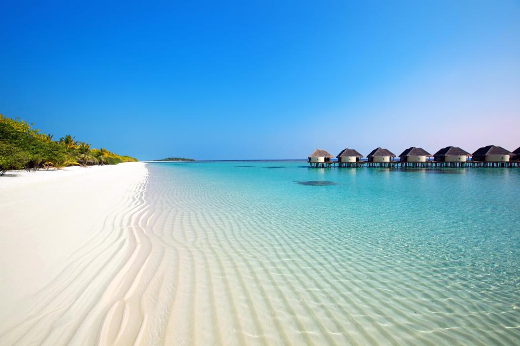 Мальдивы зимой