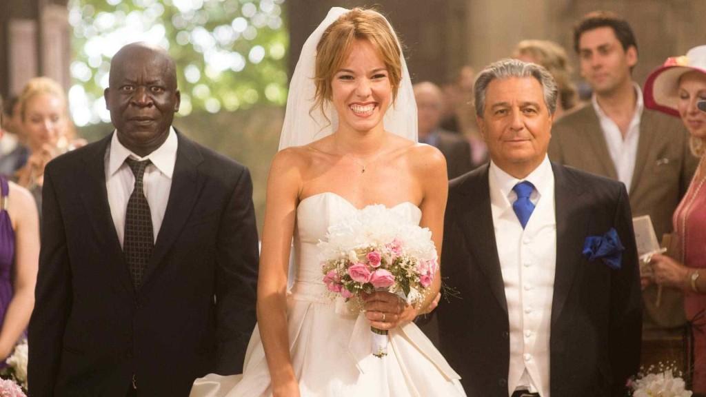 безумная  свадьба комедия
