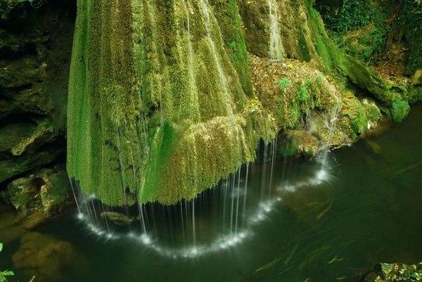 Румыния водопад