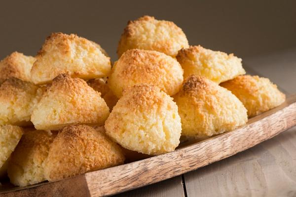 печенье из кокоса и яйца