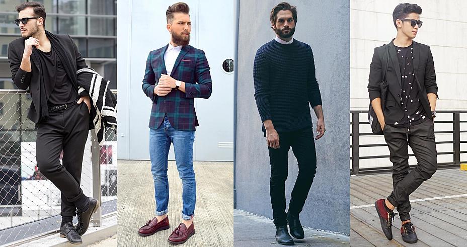 стиль casual мужской