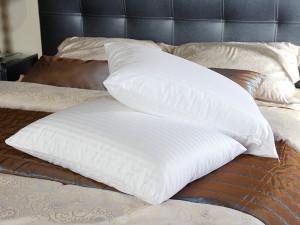 чистка подушки