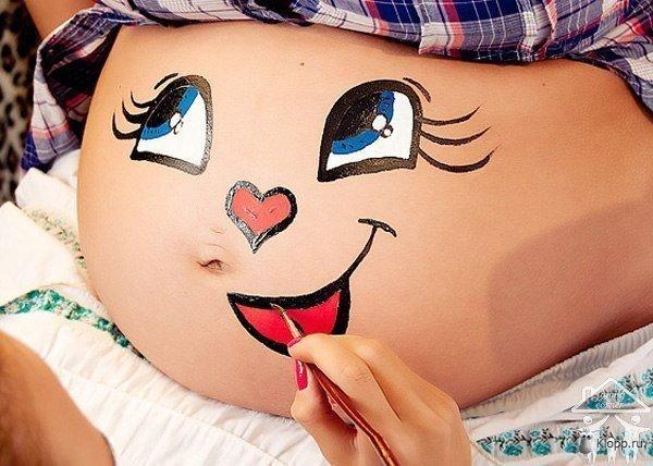 Стала пахнуть моча я беременна 13