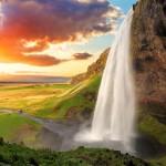 Исландия — настоящее чудо природы. Страна удивительных контрастов.