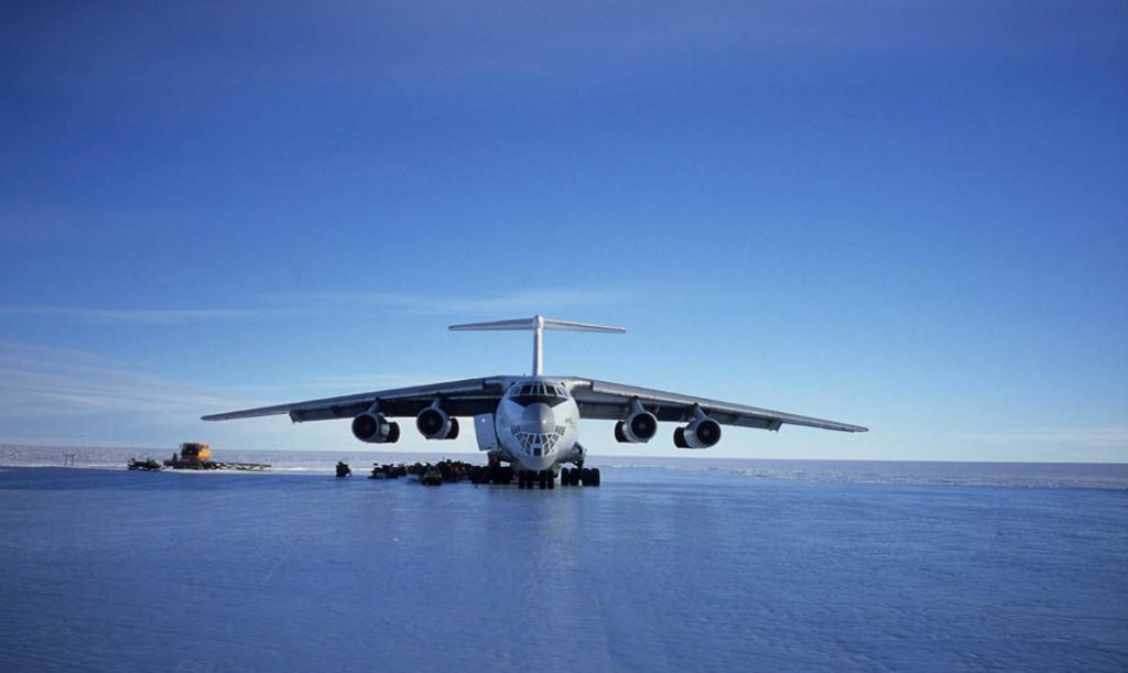 Аэропорт Ice Runway