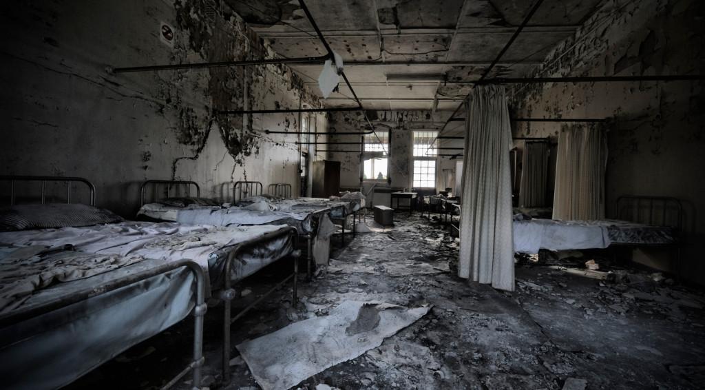 Cane-Hill психиатрическая больница