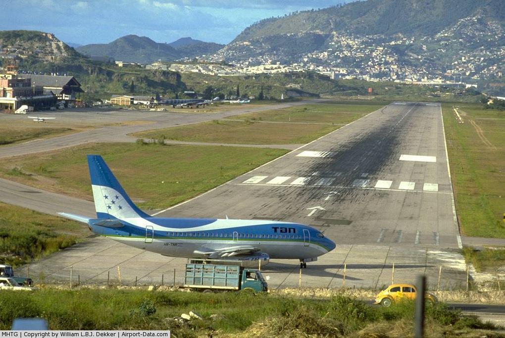 Гондурас аэропорт