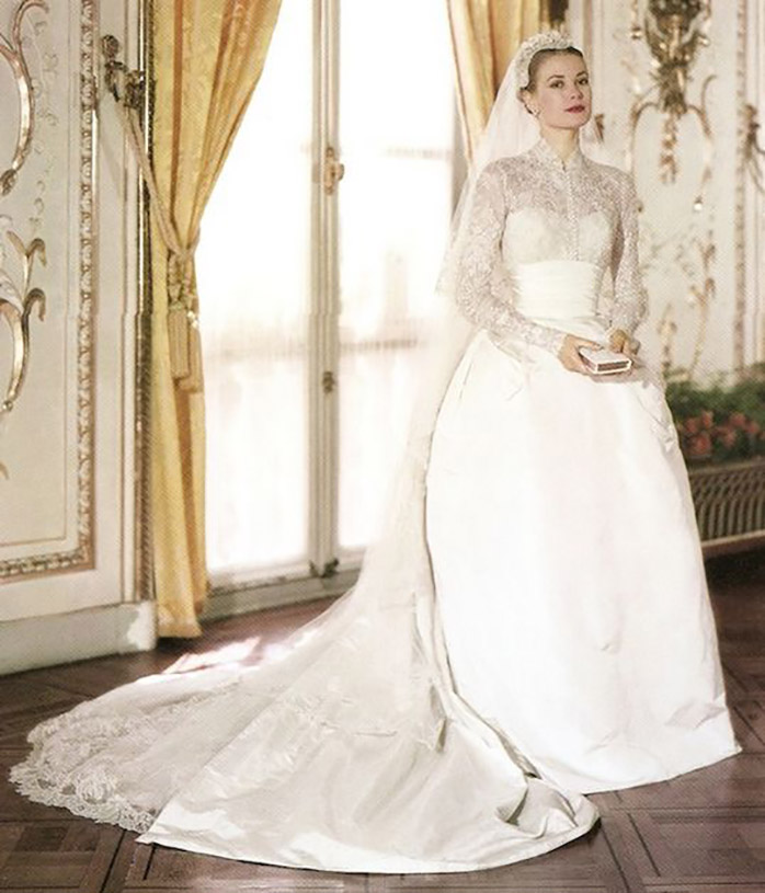 Grace-Kelly wedding