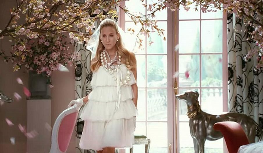 Lanvin свадебное платье