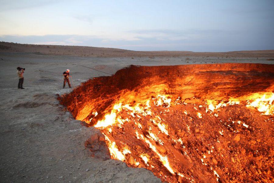 Огненная яма