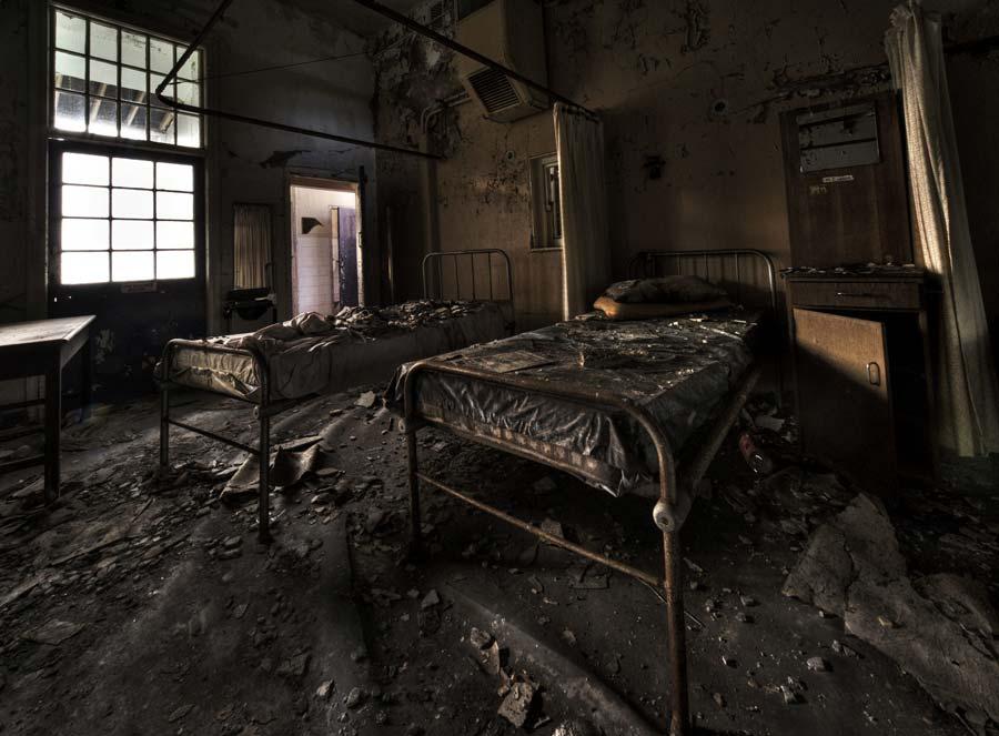 больница cane Hill