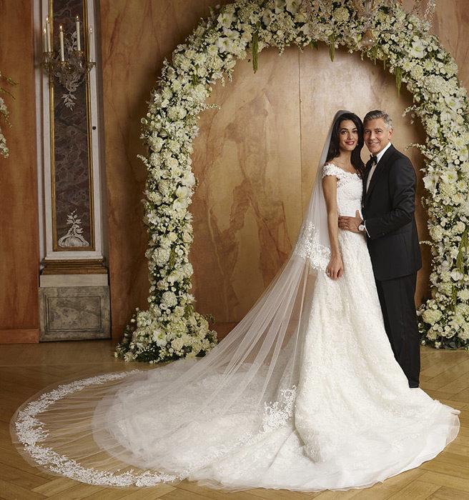 свадьба джордж клуни