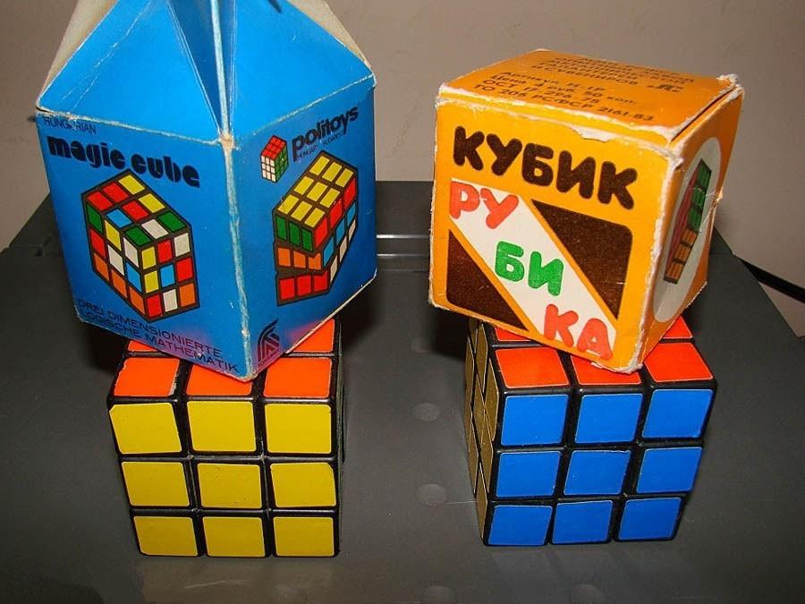 головоломка 80-х