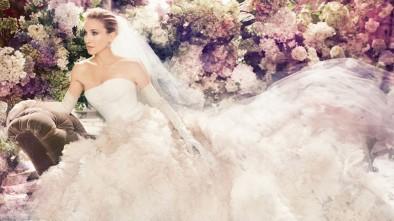 самые красивые свадебные платья