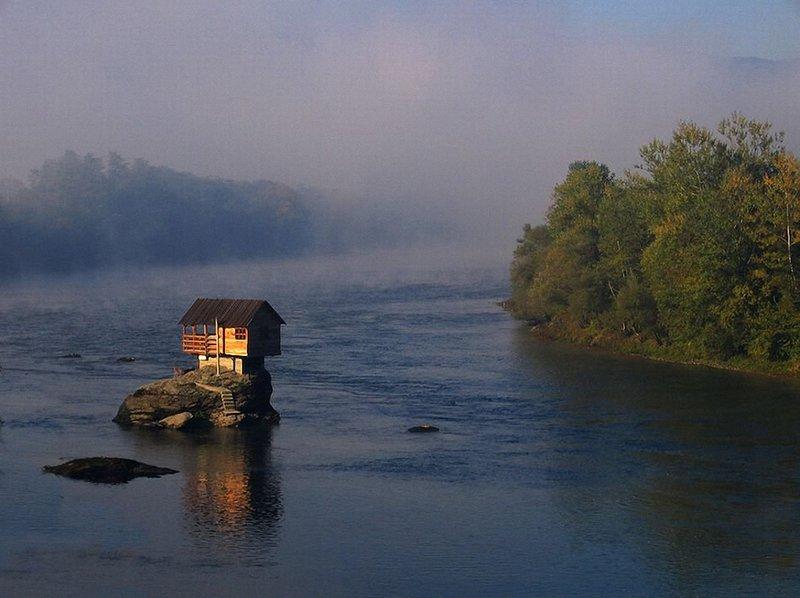 домик в Сербии