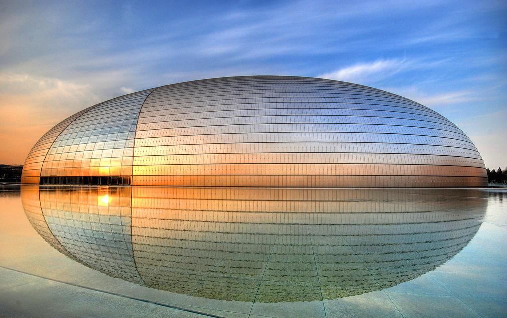 театр в пекине