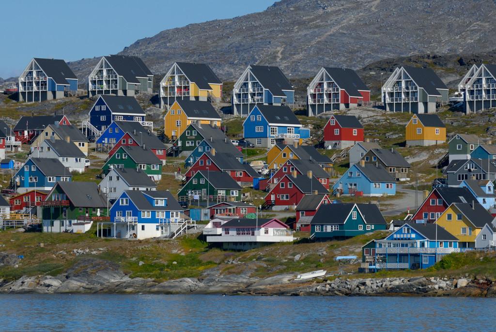 Погода в Гренландии