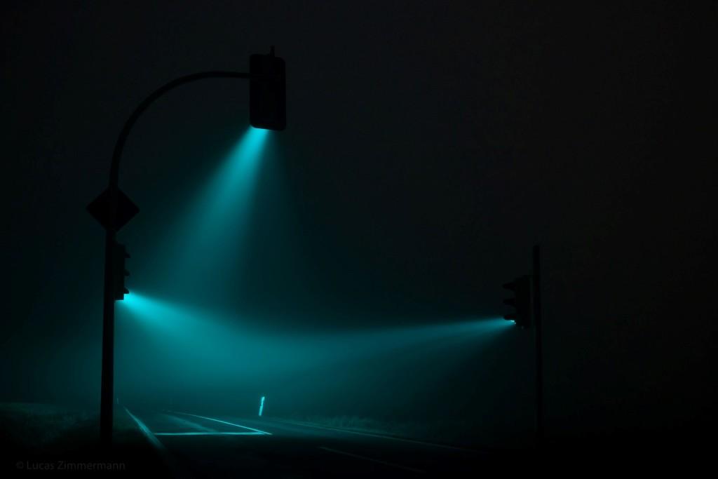 свет от светофора