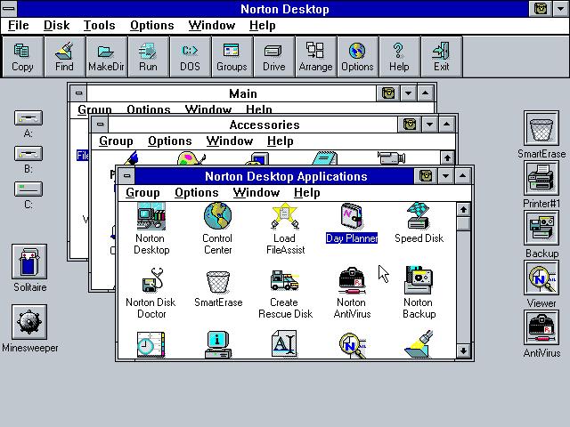 виндоус 3.0